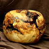 38113 Rendezvous West Cottonwood Burl Hollow Vessel