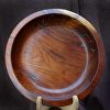 35212 Rendezvous West Large Walnut Bowl