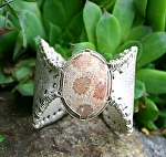 #52411 Fossilized Coral by Deborah & Russell Shamah  ~  x