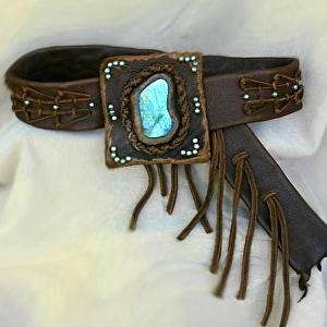 Soft Leather Belts