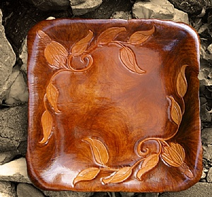 Leather Vessels