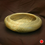 "35211~ Beetle Kill Pine by Deborah & Russell Shamah  ~ 2.5"" x 7.5"""