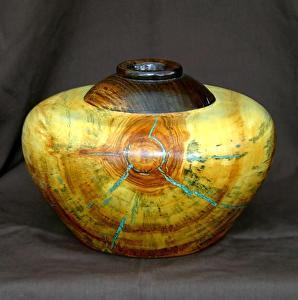 "#32612 Colorado Aspen & Walnut by Deborah & Russell Shamah  ~ 5.5"" x 8"""