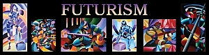 Abstract Futurism