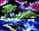 """Mark Webster - Abstraction 7 - Abstract Oil Painting by Mark Webster Oil ~ 8"""" x 10"""""""