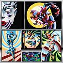 Mark-Webster-Artist by Mark Webster  ~  x