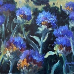 Susan F Greaves - Orland Art Center Show - December/January
