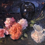 Susan F Greaves - One Person Show -- Main Street Gallery
