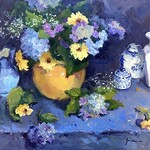 Susan F Greaves - Featured Artist -- Carter House Gallery