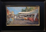Nice, France Market by Derek Penix  ~ 12 x 20