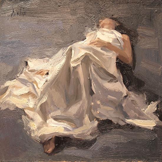 Figure by Derek Penix  ~ 8 x 8