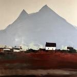 "Sandra Pratt - ""Beyond the Surface"" at Mockingbird Gallery"