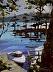 "Lake Dunmore Morning by Vcevy Strekalovsky Oil ~ 12"" x 9"""