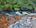 """Spread Creek by Vcevy Strekalovsky Oil ~ 8"""" x 10"""""""