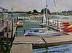 "Hingham Yacht Club 1 by Vcevy Strekalovsky Oil ~ 12"" x 16'"