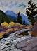 """Spanish Creek by Vcevy Strekalovsky Oil ~ 16"""" x 12"""""""