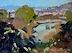 """View Of Cortona by Vcevy Strekalovsky Oil ~ 6"""" x 8"""""""