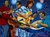 """Quartet by Vcevy Strekalovsky Oil ~ 18"""" x 24"""""""