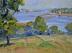 "Toward Hull by Vcevy Strekalovsky Oil ~ 12"" x 16"""