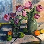 Laurie Hendricks - Ongoing Monthly Painting Lessons