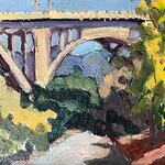 Laurie Hendricks - Plein Air Painting in the Pasadena Arroyo CANCELLED