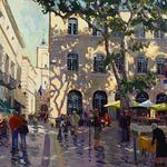 Laurie Hendricks - Oil Painters of America Western Regional Show