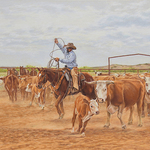 Kathryn Leitner - Trappings of Texas