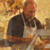 Poultry Merchant (study)(Lucca)
