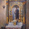 Side Altar, Barga