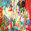 Carnival painting
