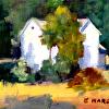 Farmhouse & Apple Tree (Port Oneida)
