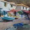Fishing Port, Madeira