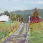 Kathie Odom - Inside Out: Painting the Countryside