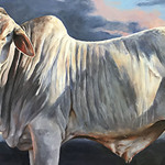 Mejo Okon - CowgirlUp! 2020 Art from the Other Half of the West