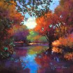 Teresa Saia - Dynamic Expressions in Light