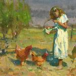 Bonnie Conrad - Oil Painters of America 30th Annual National Exhibition