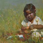 Bonnie Conrad - Miniature Masterpieces Art Show & Sale