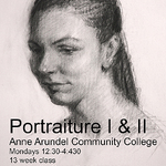 Abigail McBride - Portraiture I & II