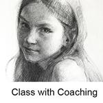 Abigail McBride - Portrait Secret Figure Concepts - Full Class w Coaching