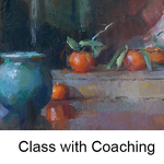 Abigail McBride - Still Life - Class w Coaching