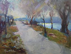 Abigail McBride - Poetry in Painting
