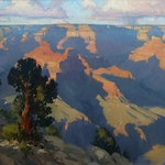 Bill Cramer - Grand Canyon: Painting from the Rim 2021!