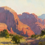 Bill Cramer - Painting Sedona - SOLD OUT!