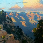 Bill Cramer - 51st Annual Mountain Oyster Club Contemporary Western Art Show and Sale