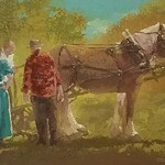 Deborah Flood - Mountain View Americana Art Show