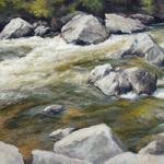 Shandy Staab - Plein Air Event Auction Hosted By Governor's Show