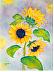 Sunflowers by Marlene Goodman