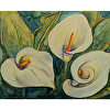 3 Sisters-Descanso Lilies