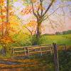 Autumn Passage of Light