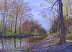 Autumn Palette-Delaware Canal by Sandy Askey-Adams